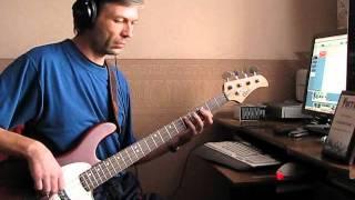 Ария (Дальнобойщики-2) - Небо (bass cover)
