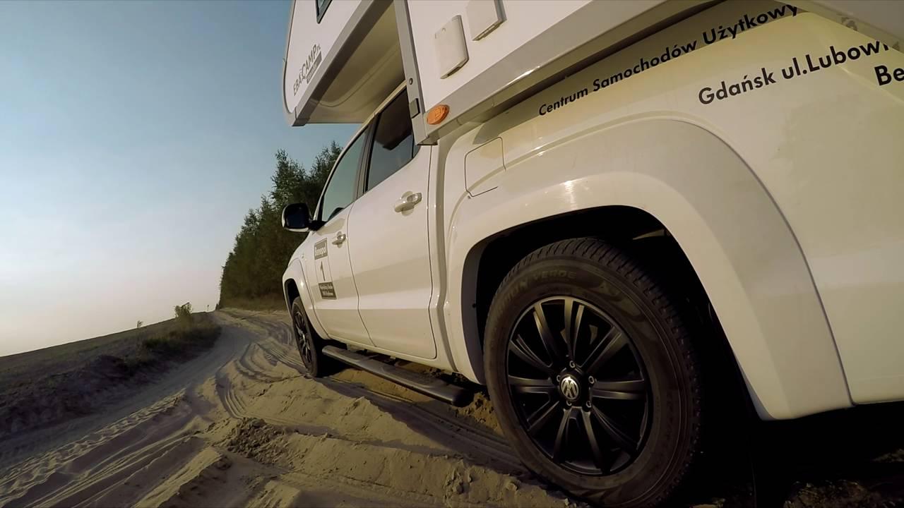 volkswagen amarok camper ebacamp youtube