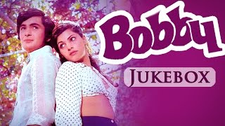 All Songs of Bobby (1973) | Rishi Kapoor & Dimple | (HD) Jukebox | Evergreen Hindi Romantic Songs