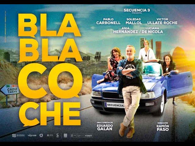 Blablacoche se estrena en Colmenar Viejo. Este viernes 9 de octubre a las 21h