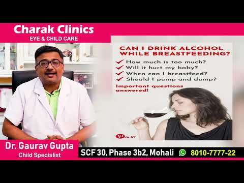 Can I Drink Alcohol If I Am Breastfeeding My Baby? How Much Can A Mother Drink Safely?