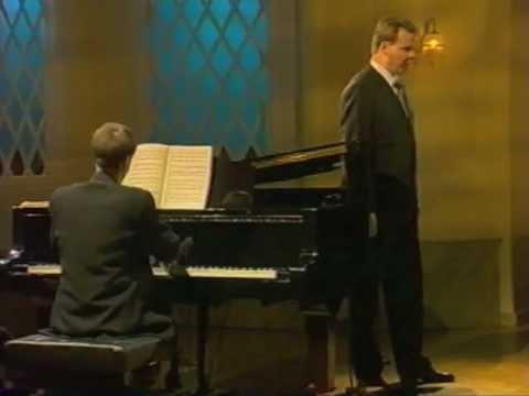 Bruno Robilliard & J-B Dumora - 3 Ballades De François Villon - Claude Debussy - Piano & Chant