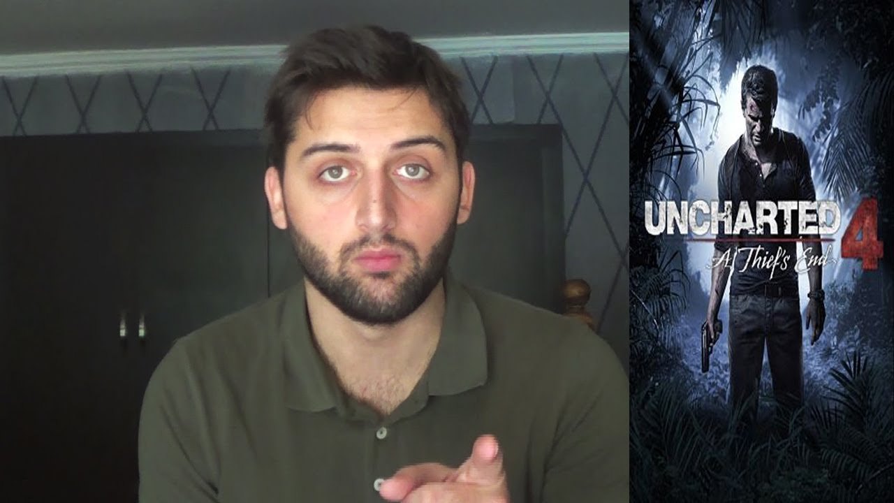 Uncharted 4 – განხილვა