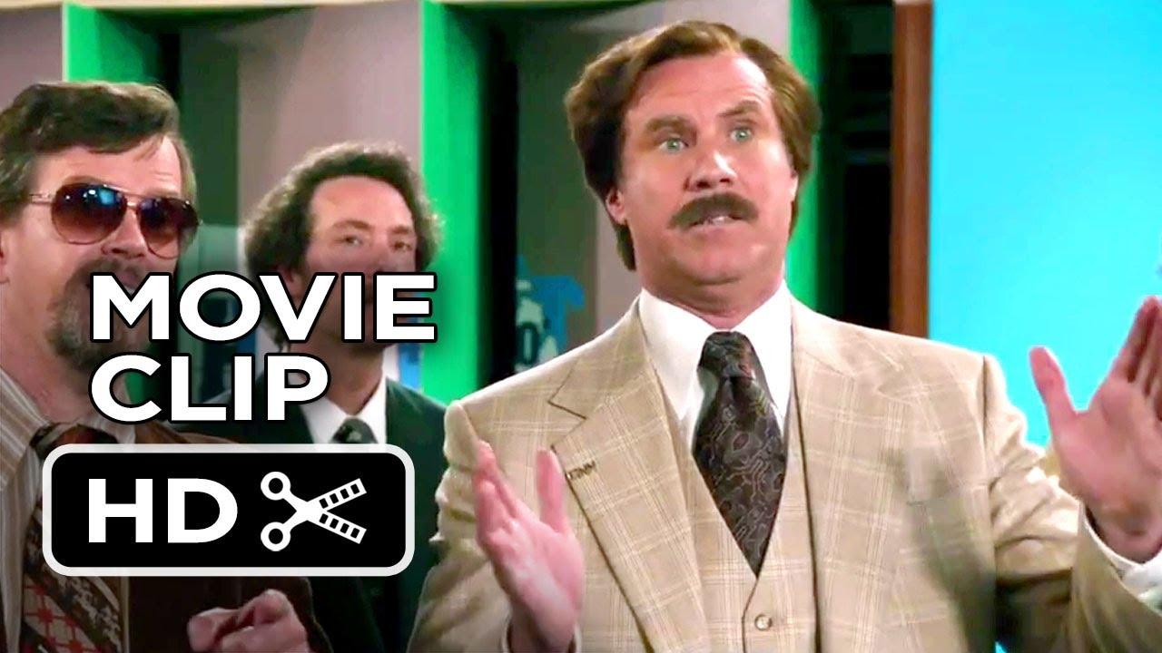 Download Anchorman 2: The Legend Continues Movie CLIP - Australians (2013) HD
