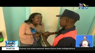 Hospitali ya Kihara kimywa kwa kusababisha ulemavu kwa watoto wawili
