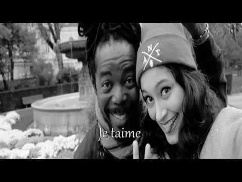 Karaoke / Instrumental - Kenny B - Parijs (Lyrics)