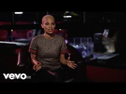 Goapele - Stepping Into The Booth And Sharing My Feelings (247HH Exclusive)