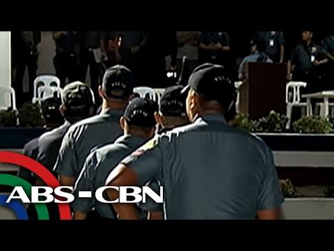 UKG: Mga pulis na sumipot para ilipat sa Mindanao, 40 lang
