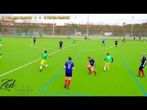 FC ETHIO ADDIS FRANKFURT VS FC FORTUNA FRANKFURT