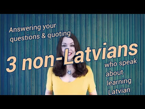 Best strategies for learning Latvian & Finding a Job in Latvia
