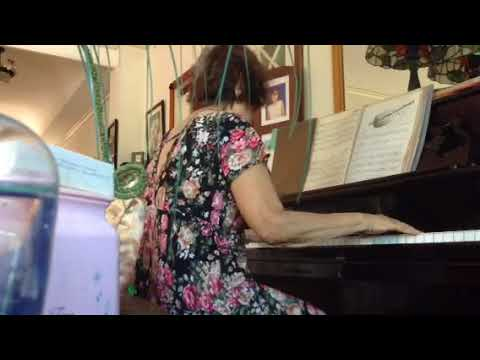 Stardust Song played by my Mom, she is 82!