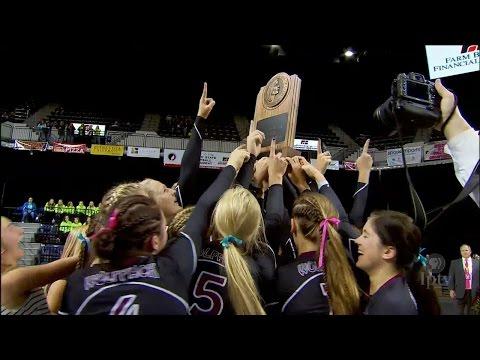 (2A) 2015 IGHSAU Iowa Farm Bureau Girls State Volleyball Championships