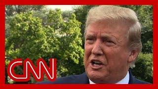 President Trump blasts Robert Mueller after hearings