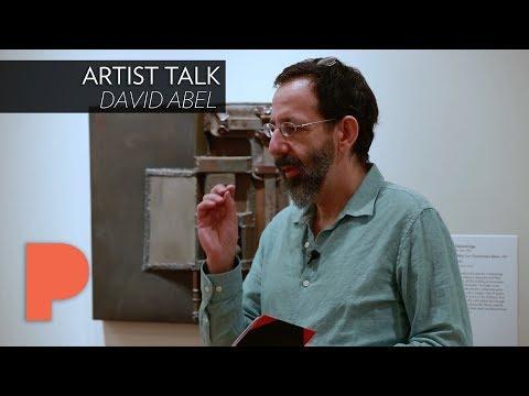 ARTIST TALK: David Abel - January 18, 2018