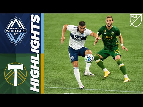 Vancouver Whitecaps Portland Timbers Goals And Highlights
