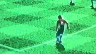 Gol de rabona PES 2011 Ser una leyenda.