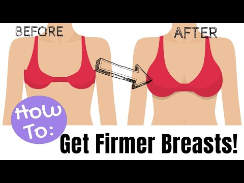 Breast your how 💌 firm to Amazing Natural