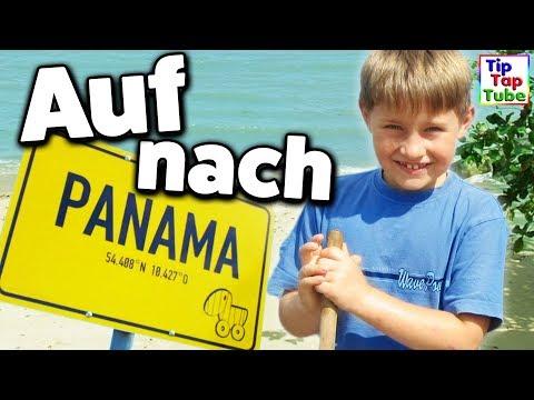 Spontaner Urlaub in Panama 😃  Family VLOG mit TipTapTube