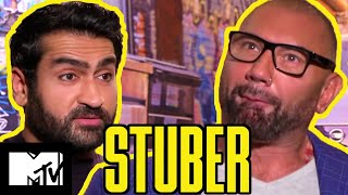 Is Dave Bautista a Break Dancer? | Stuber Cast Play True Or False