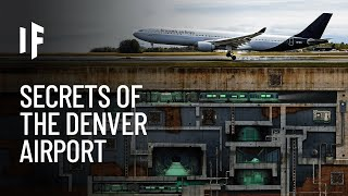 What If There Were an Underground City Below Denver Airport?