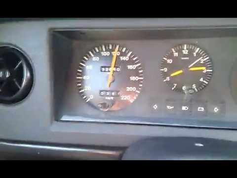 Ford Taunus 2 0 L 0 100 Km H Youtube