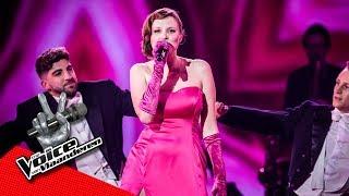 Margarita - 'One Kiss'   Liveshows   The Voice Van Vlaanderen   VTM