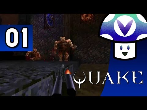 [Vinesauce] Vinny - Quake (part 1)