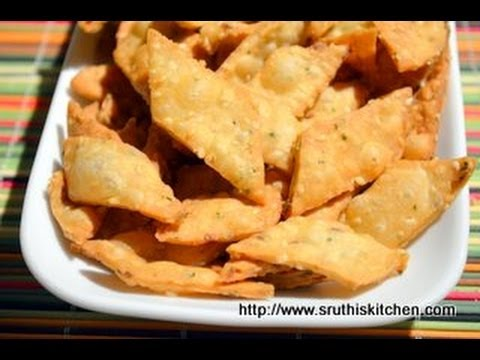Spicy diamond cuts simple indian snack recipe youtube forumfinder Image collections