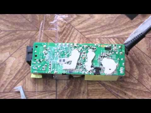 адаптер питания mrw170 65w ремонт схема
