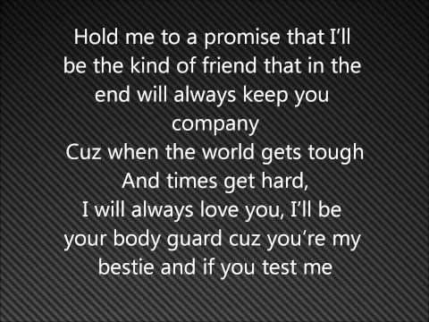 BROMANCE LYRICS - RYAN HIGA FEAT. CHESTER...