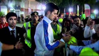 Djokovic, Federer, Murray In Dubai Round Table Interviews