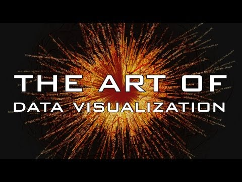 The Art of Data Visualization | Off Book | PBS Digital Studios