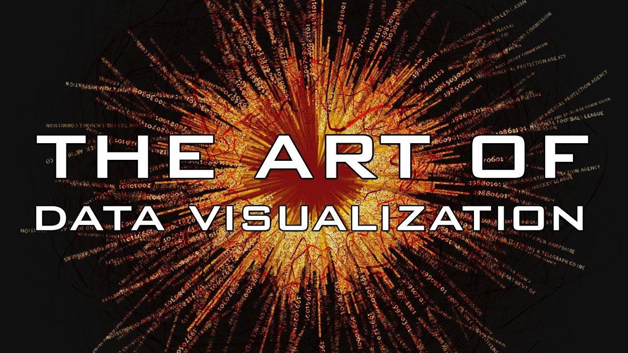 The Art of Data Visualization | Off Book | PBS Digital Studios