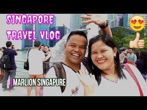 SINGAPORE TRAVEL VLOG 2018