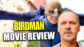 BIRDMAN - Movie Review