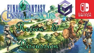 Final Fantasy Crystal Chronicles: Retro Review & Switch Remake?