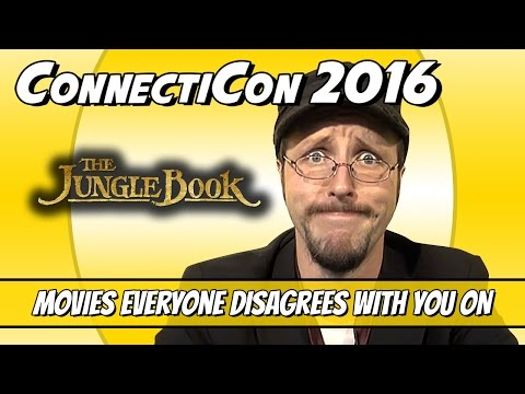 ConnectiCon 2016 - Movies Everyone Disagrees with You On Panel