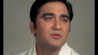 Zindagi Zindagi - Part 7 Of 14 - Sunil Dutt - Waheeda Rehman - Superhit Bollywood Movies