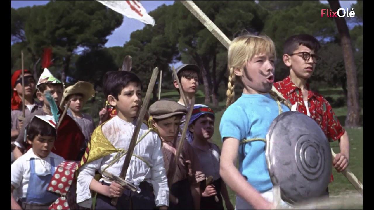 Marisol en 'Un rayo de luz' (1960) [HD]   FlixOlé