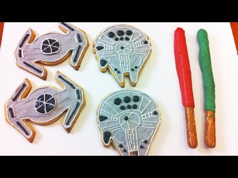 Save HOW TO MAKE STAR WARS COOKIES - NERDY NUMMIES Snapshots