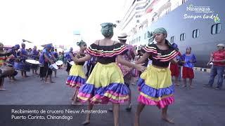 Crucero Nieuw Amsterdam llegó a Nicaragua