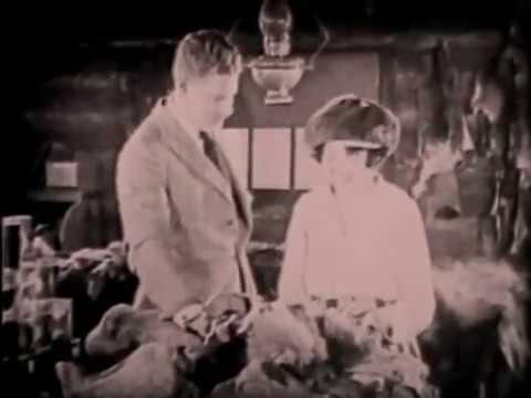 THE TRAP (1922 - silent) Lon Chaney - Alan Hale