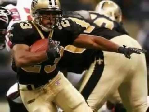 Pierre Thomas is a beast!