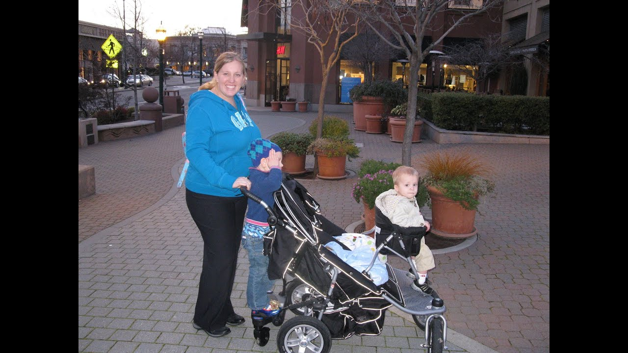 Valco Twin Tri Mode Quad Stroller Review Amp Demo Youtube
