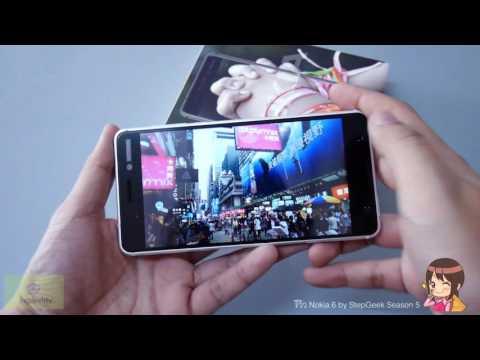 รีวิว Nokia 6 ดีไหม !?  by StepGeek Season 5