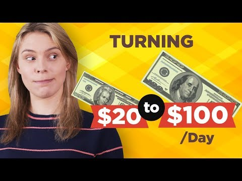 How to Make $100/DAY with FREE Traffic (TUTORIAL) - Print On