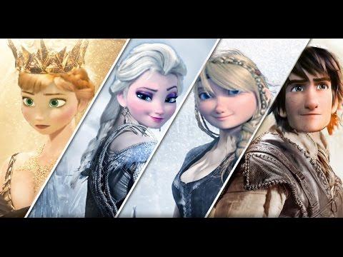 Trailer|| El Cazador y la Reina de Hielo