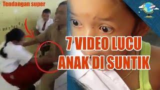 Download Video 7 VIDEO LUCU ANAK YANG DISUNT1K MP3 3GP MP4