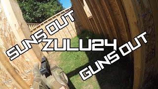 Airsoft Gameplay - Zulu24 Suns Out Guns Out