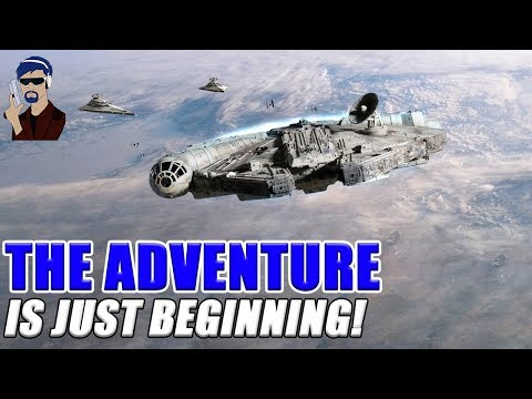 The Adventure Begins! - Captain Katarn's Cinematic Channel Trailer